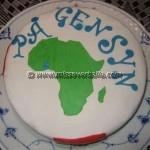 Au Revoir Cake