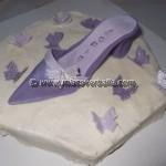 Shoe Cake