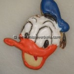 Donald Duck cookies