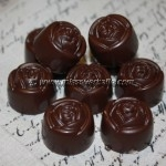 Chocolates with whisky syrup