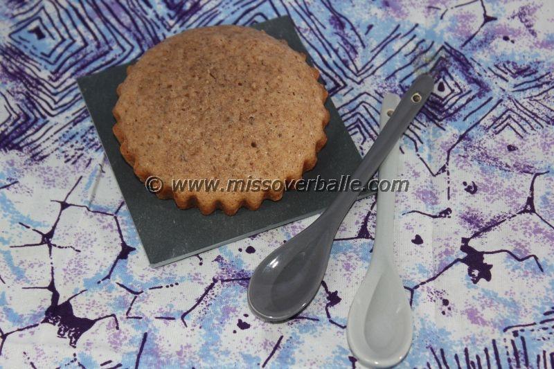 Soft Spice Cake