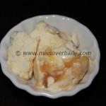 Lemon Curd Ice Cream (No machine needed)