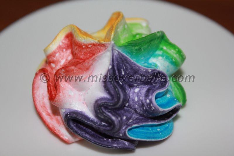 Rainbow Meringue - 1