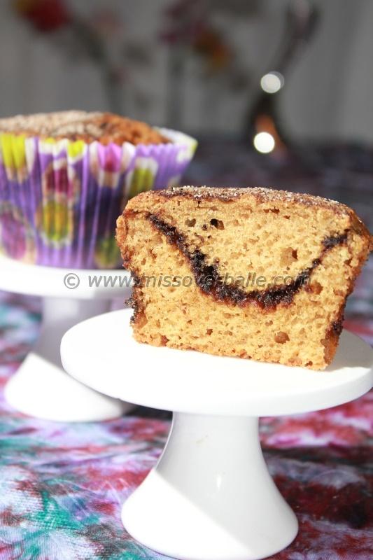 Liquorice Swirl Cupcakes