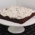 The Ultimate Chocolate Cake with Oreo Mousse