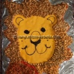 Lions for a baby shower