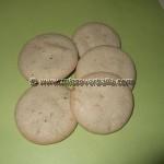 Liqourice Cookies