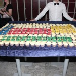 Nerdy cake! :) Periodic table of cupcakes!