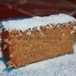 Chai Loaf cake